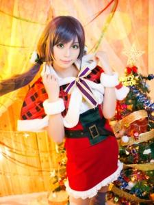 圣诞狂欢绚濑绘里东条希lovelive!