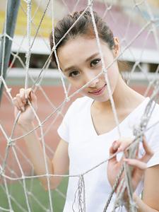 养眼美女体育生气质迷人