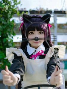 我的妹妹不可能这么可爱五更琉璃女仆黑猫