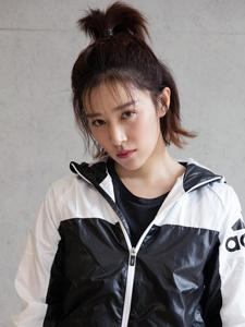 阚清子亲身助阵奥运变身怪力拳击少女