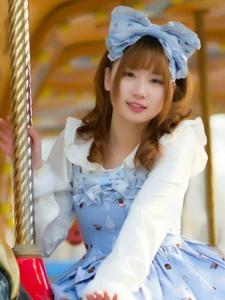 俏丽盎然的小公主游乐场释放出青春与活力