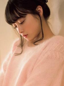 日本美女桥本环奈可爱小天使写真
