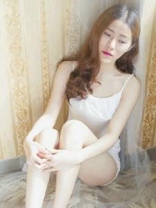 私房白纱美女气质漂亮养眼动人