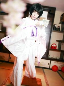 東京巴比倫皇昴流陰陽師式服長相可愛