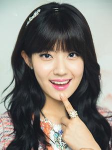 南志铉花色小女人甜美清新美照