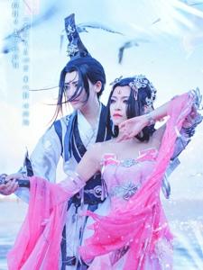 剑网3七秀纯阳飘逸美