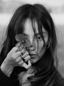 韩星李孝利率性之美漂亮真实的美人