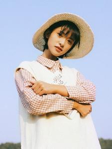 日系風少女恬靜清新唯美意境寫真