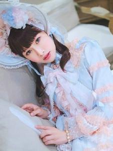 舞裙妹子可爱娇嫩童话公主般