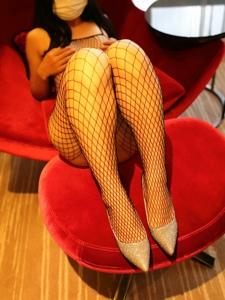 性感尤物连体网袜绝色诱惑