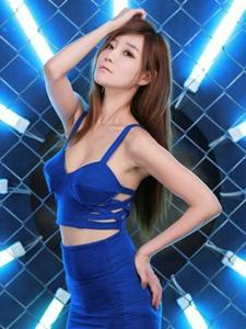 苗條性感韓國模特時尚靚麗氣質寫真