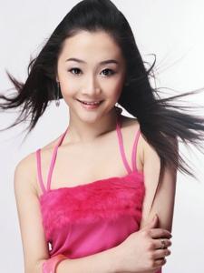 中央民族舞蹈学院校花张悦自拍写真
