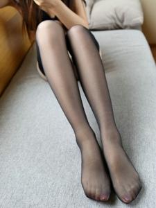 私房御姐連體絲襪玉足妖嬈誘惑寫真
