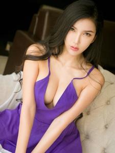 美女尤物球球蕾丝内衣写真美乳诱人新疆儿子