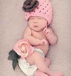 睡梦中的宝宝  作者:俊宇
