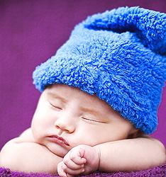 睡梦中的宝宝  作者:山东蒋摄
