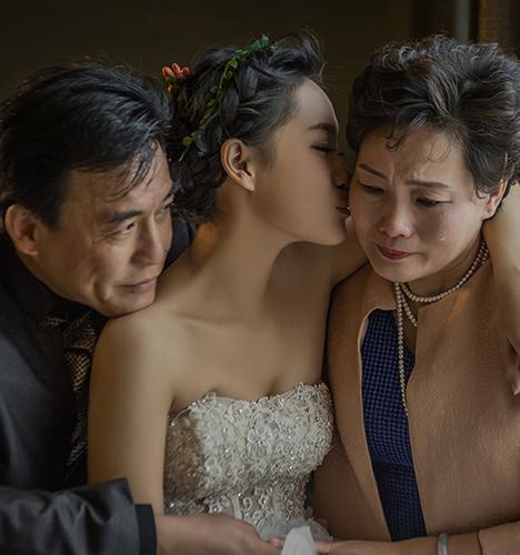 婚礼跟拍 幸福时刻(上)  作者:诺兰影社