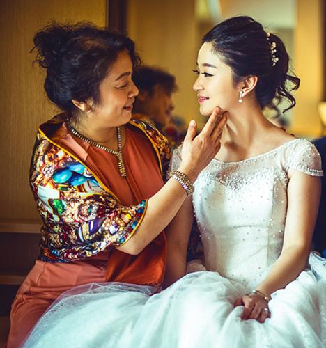 婚礼跟拍 满满的全是爱(上)  作者:小虫婚礼