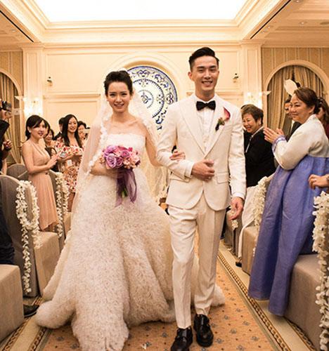 戚薇李承铉美国大婚  作者:摩卡婚礼