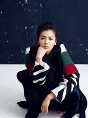 刘涛最新大片 眼神霸气女王范