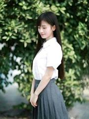 鞠婧祎校园甜美写真