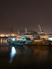 故鄉的夜 故鄉的船