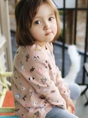 小女孩bobo发型图片