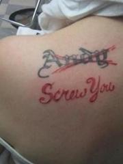 分手之后的情侣纹身图案怎么覆盖
