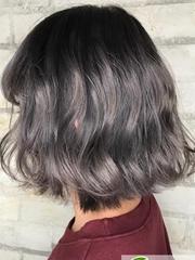 清甜女生短发设计 韩国女生流行短发发型