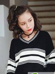 2017新款短卷发发型 引领短发时尚潮流