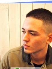 男生寸发怎样剪好看 最新男士圆寸发型图片