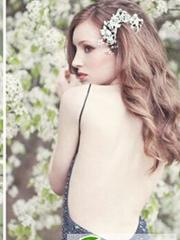 经典时尚新娘发型 新娘发型图片大全