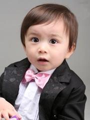 1到3周歲男孩頭發造型