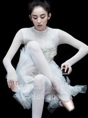 古力娜扎公益封面大片梦幻致美