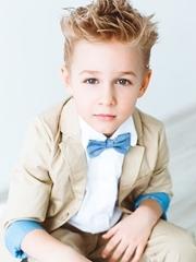 6岁男孩最潮发型