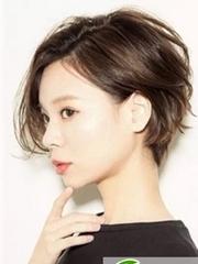 女生齐耳短发设计 中性帅气女生潮流短发发型
