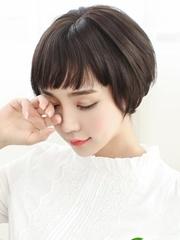 个性女生短发波波 2017必火短发发型