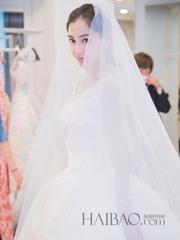 AngelaBaby婚纱照写真