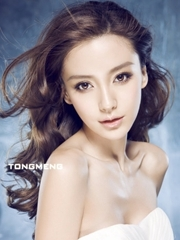 天使女孩Angelababy图片