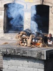 烧尸庙尼泊尔