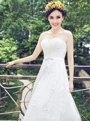 時尚新娘呂佳容