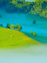 乌兰布统草原之夏