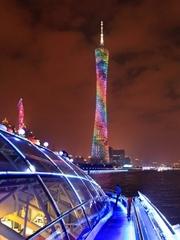 珠江燈火賀新春