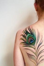 12款植物纹身素材文艺花朵纹身小清新植物纹身图案大全