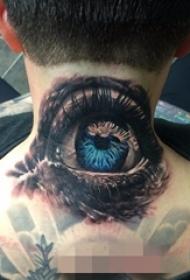 4款视觉现实主义艺术彩绘技巧个性纹身图案大全