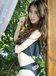 写真女神邓雪Sweet粉嫩尤物时尚美女秀丽姿迷人高清图片壁纸
