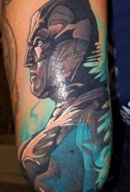 纹身卡通 男生手臂上动漫纹身图片