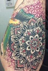 梵花纹身 男生小臂纹身梵花纹身图片