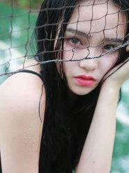 写真女神佩佩Cassie性感女人图片 大胆美女人体艺术