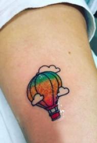 欧美小图案纹身 多款简单线条纹身素描欧美小图案纹身图案